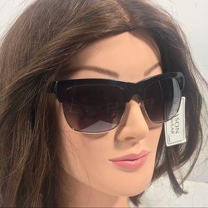 Eason Eyewear Shade Sunglasses Black